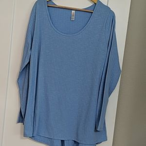 LulaRoe long sleeved shirt